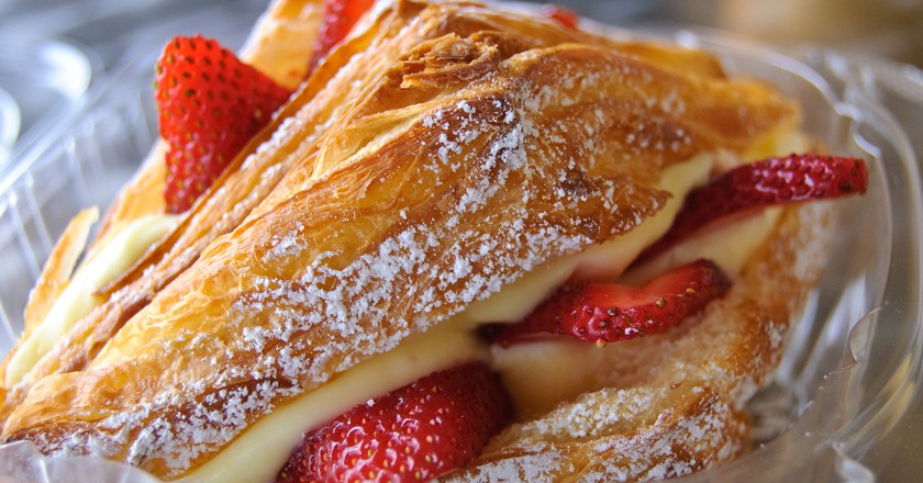 Strawberry Croissant  ©Neil Williams/Flickr