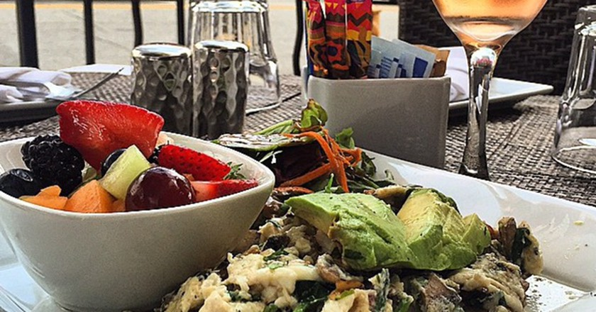 A Delicious Brunch | Courtesy of WeHo Bistro