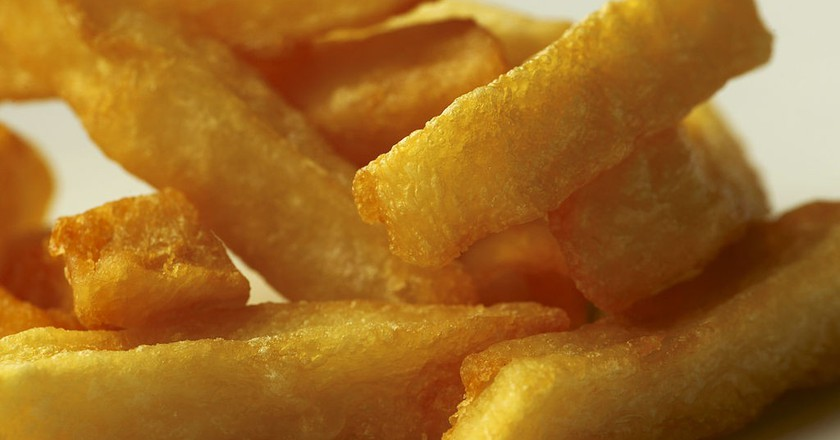 French fries | ©Foodyfanatic/WikiCommons
