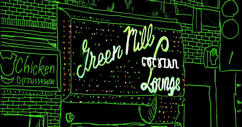 The Green Mill Lounge - Chicago┃© Keith Cooper/Flickr