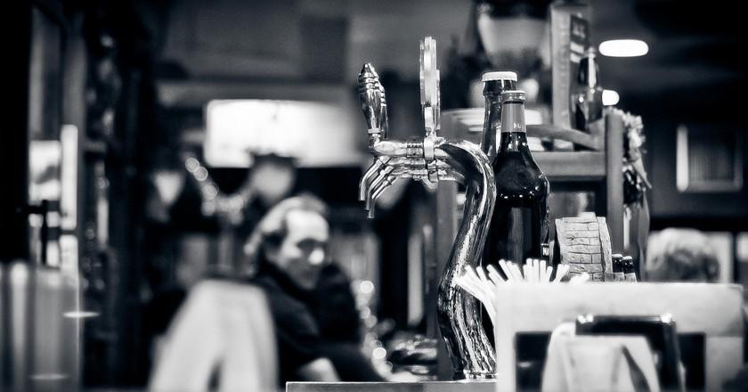 Beer tap © Hernán Piñera/Flickr