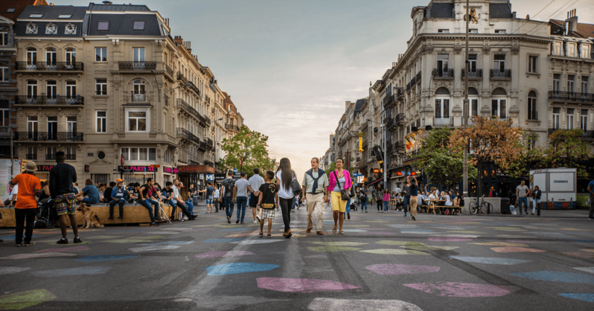 Brussels   © NICOLA/Flickr