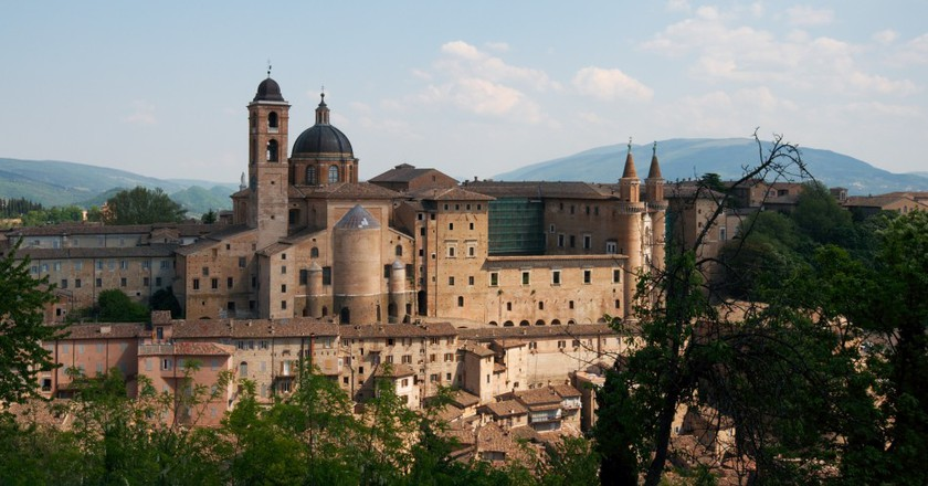 Ducal Palace of Urbino | © Il Conte de Luna/Flickr