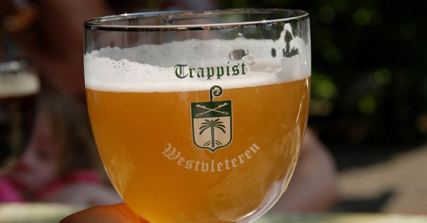 Westvleteren Blond Trappist   © Dirk Van Esbroeck/WIkiCommons