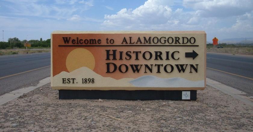 Alamogordo Downtown   © AllenS/WikiCommons