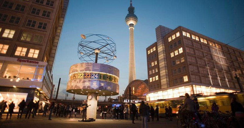 The Best Nightclubs in Alexanderplatz, Berlin