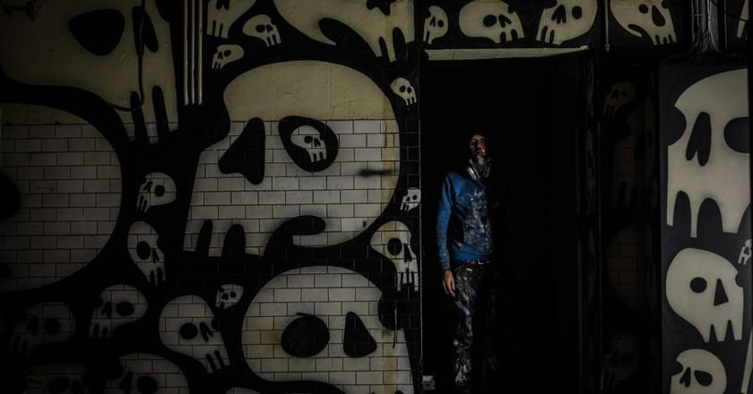 Remember Souvenir: Denis Meyers' Street Art Expo At Solvay