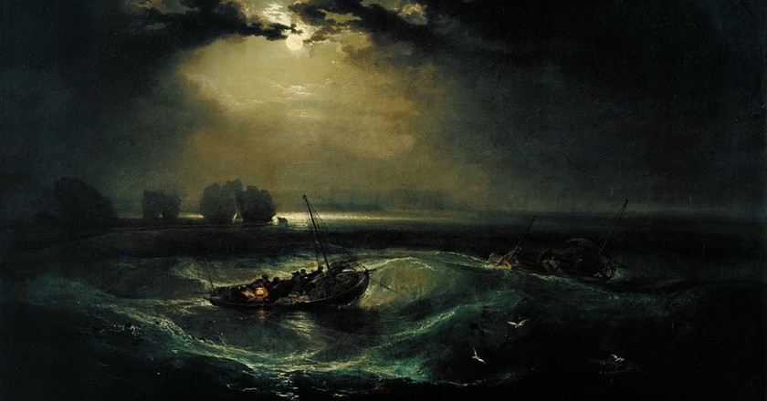 10 Artworks By Jmw Turner You Should Know