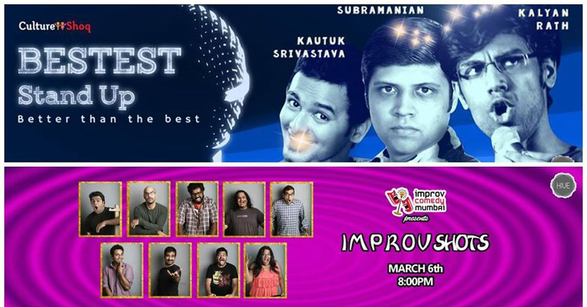 A Laugh-Fest In Town With Biswa Rath And Improv Comedy Mumbai
