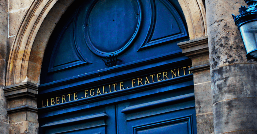 Paris Door | © taymtaym/Flickr