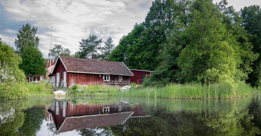 Gällaryd, Värnamo Ö, Sweden | © Jon Ottosson/Unsplash