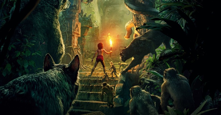 Look For The Bare Necessities With The Jungle Book