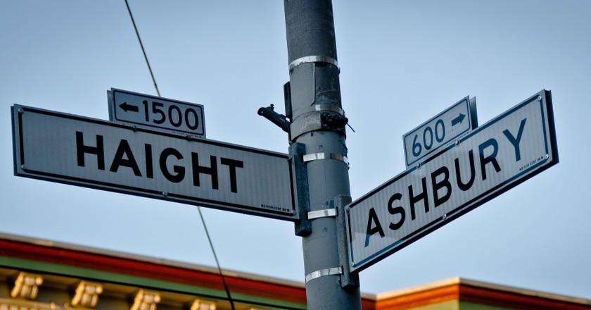 Haight-Ashbury | © MK Feeney/Flickr