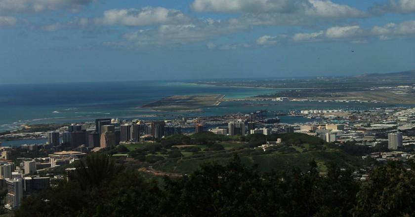 Oahu, Hawaii| Courtesy of Julie Cao