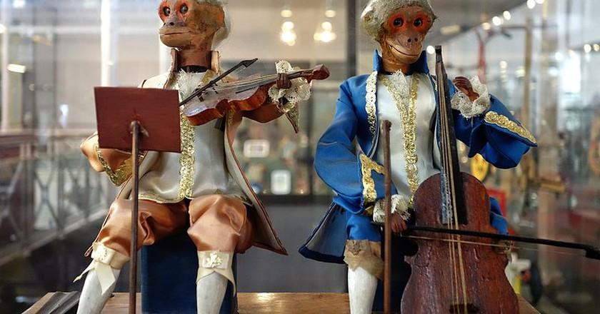 Nostalgic Exhibits of Toys | © Scott Wylie/wikicommons