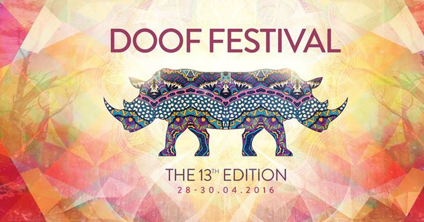 Courtesy of The Doof Festival