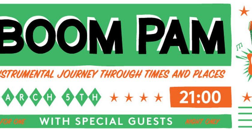 Boom Pam Concert