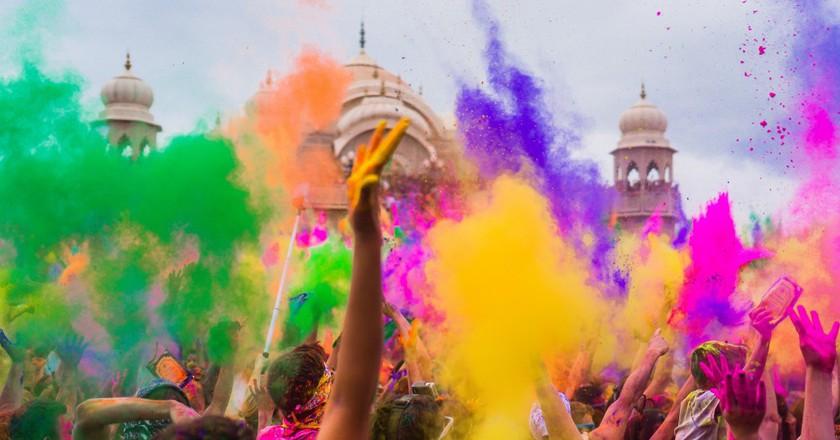 Holi Festival of Colors   © Steven Gerner/Flickr