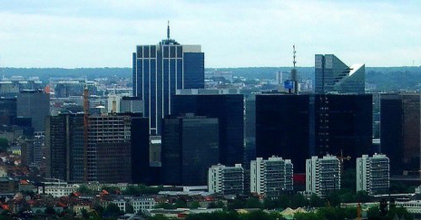 Northern_Quarter_of_Brussels_panorama | WikiCommons