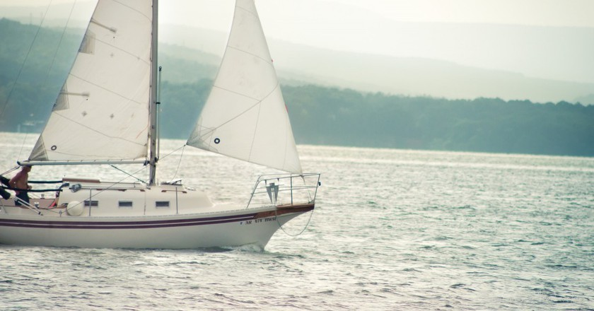 Get Nautical On The Bay's Opening Day
