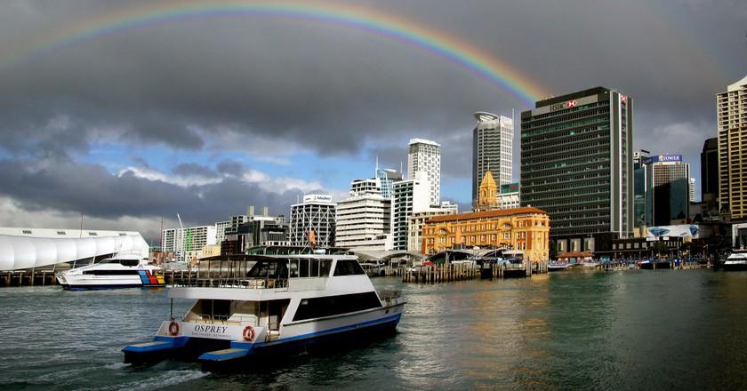 Auckland | © Bernard Spragg/Flickr