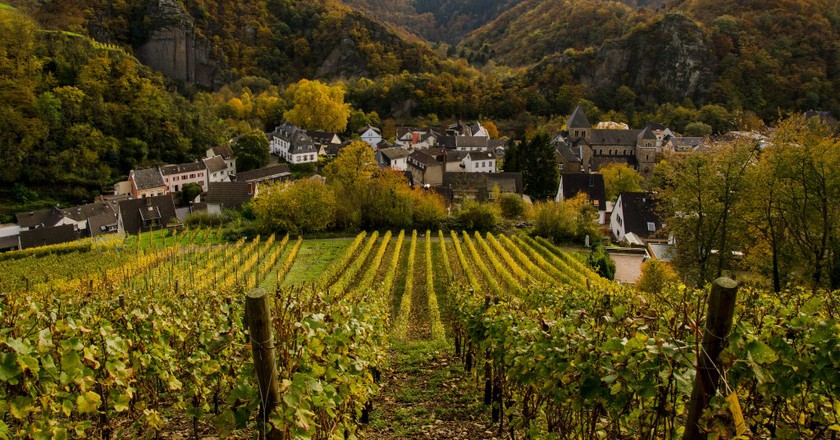 Autumn was here | © Tobias Van Der Elst / Flickr
