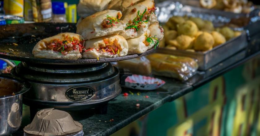 Mumbai street food | © Andreas Mariotti/Flickr