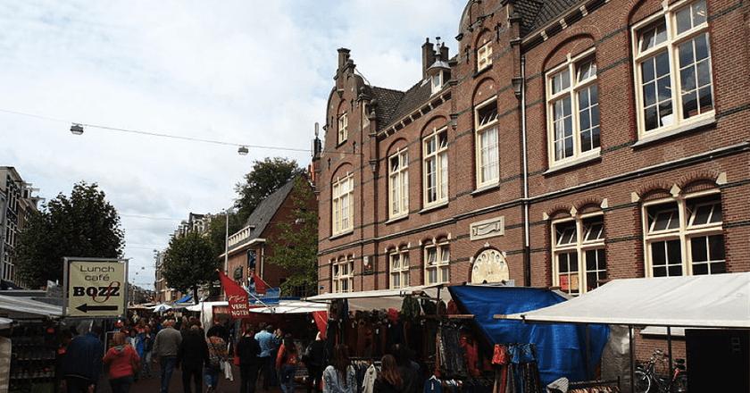 Albert Cuyp Markt  © Alf van Beem/Wiki Commons