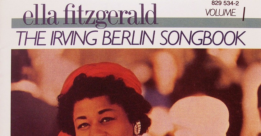 cdcovers/ella fitzgerald/the irving berlin songbook | © Jason Hickey/ Flickr