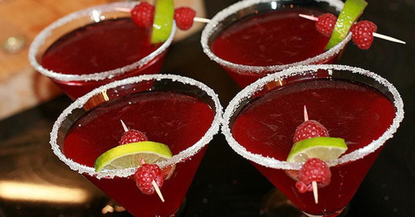 Cocktails | ©Gordon Flood/ Flickr