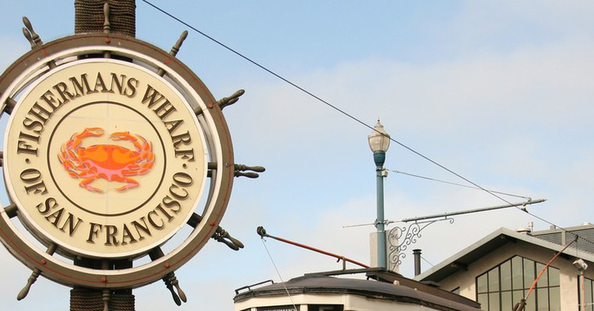 Fisherman's Wharf   © Mike Roqué/Flickr