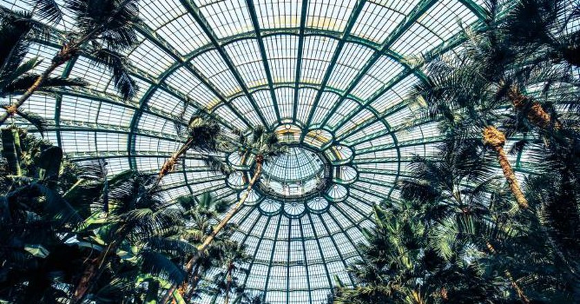 The Royal Greenhouses of Laeken©Ioanna Sakellaraki