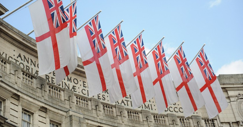 St George's Day | © John Pannell / Flickr
