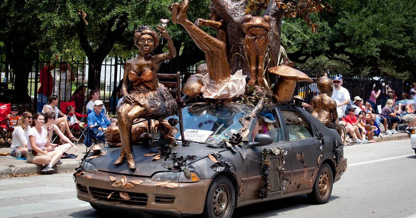 Art Car Parade | © Ed Schipul/Flickr
