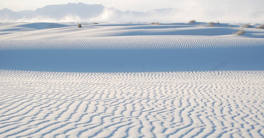 White Sands, NM | © US Embassy Canada/Flickr