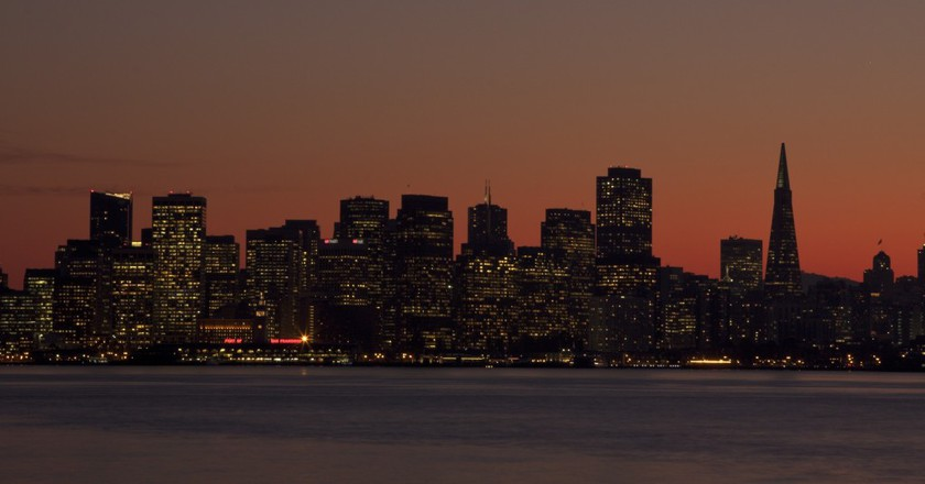 San Francisco Sunset © David Spencer/Flickr