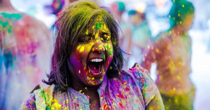 Holi Festival | Courtesy of Dishoom