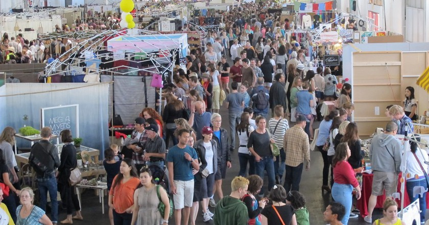 Get Crafty At San Francisco's Renegade Craft Fair