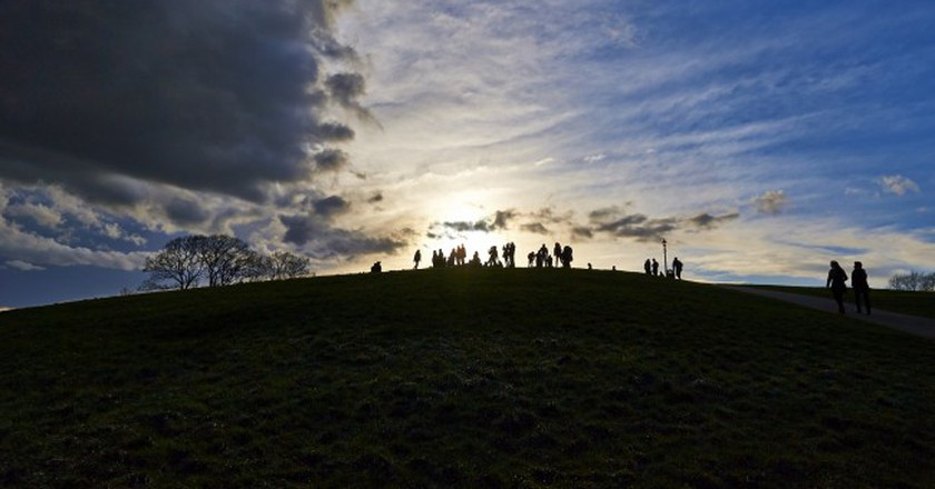 Primrose Hill   Courtesy of The Royal Parks