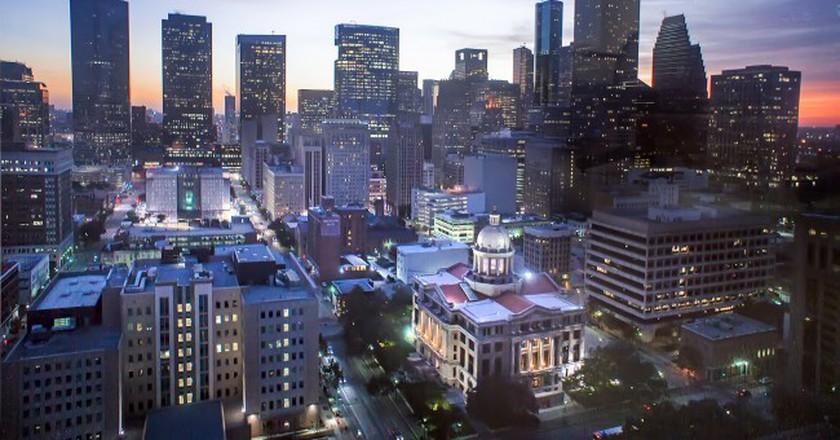 Houston Skyline | © Katie Haugland/Flickr