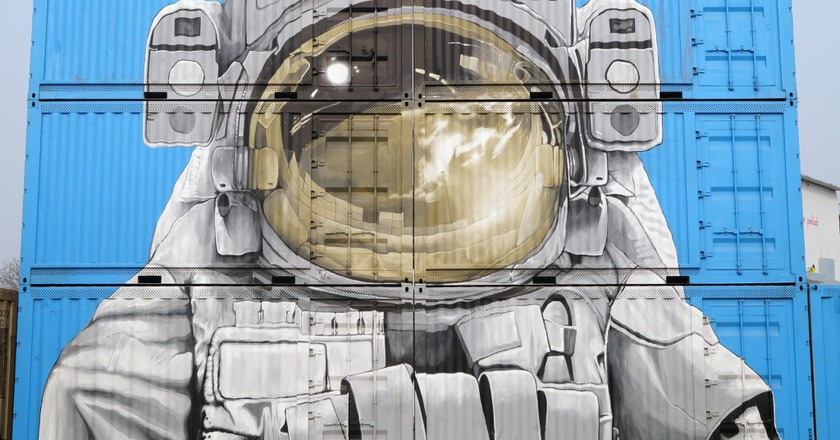 Astronaut|NeverCrew|© Ankita Siddiqui