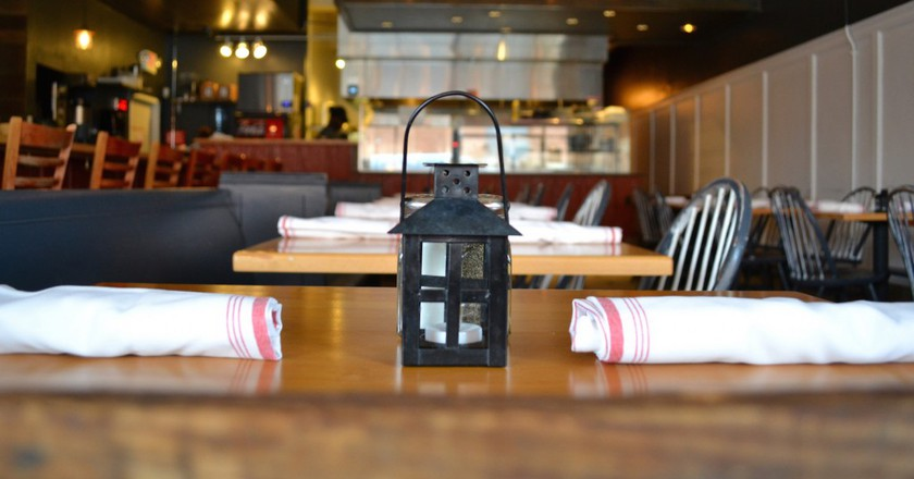Restaurant Interior | Courtesy of Revolution Rotisserie