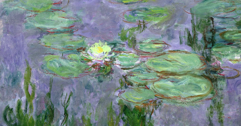 Nymphéas by Monet | © Claude Monet/WikiCommons