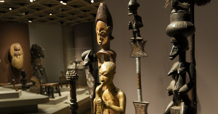 African art | © Peter Rivera/Flickr