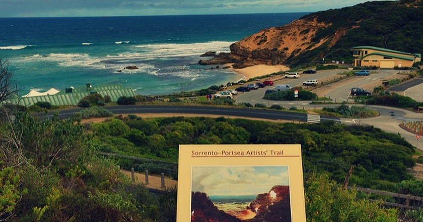 "<a href=""https://www.flickr.com/photos/gawthrop/7424822206/"">Sorrento-Portsea Artists' Trail 