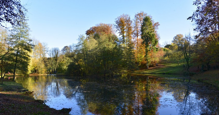 The Tournay-Solvay park in Fall | © Stephane Mignon/Flickr