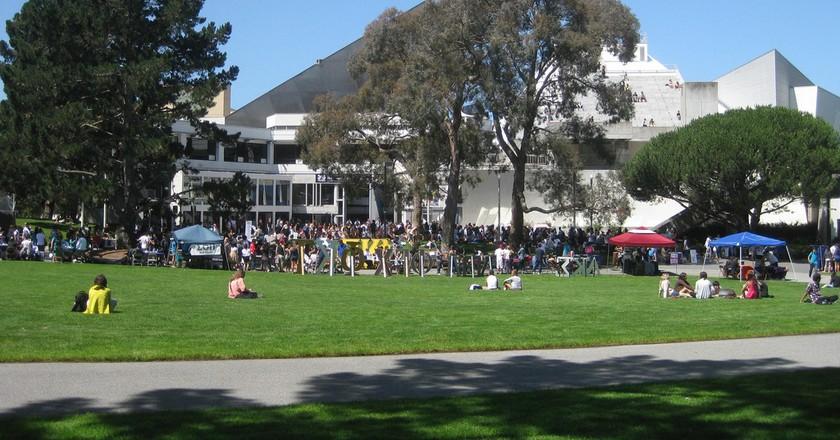SFSU Campus © Michael Ocampo/Flickr