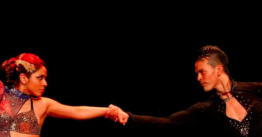 David Zepeda - 2012 Montreal Salsa Convention - Pro-Am Libertad   © David Zepeda/Flickr