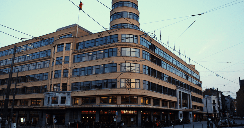 An Art Deco Architecture Tour of Brussels