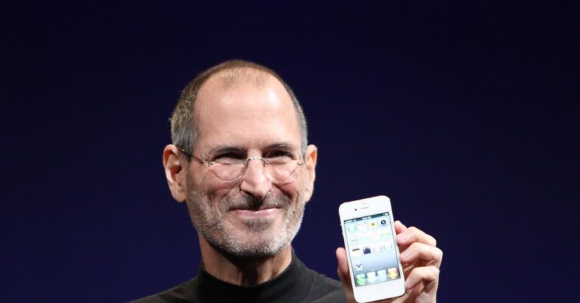 Steve Jobs © Matthew Yohe/Wikimedia